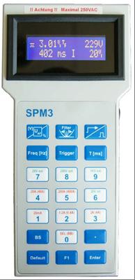Rundsteuerung Prüfgerät SPM3, das unentbehrliche Messgerät für den EVU-Service
